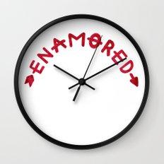 Enamored Wall Clock