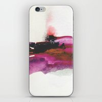 georgiana paraschiv iPhone & iPod Skins featuring Unravel by Georgiana Paraschiv