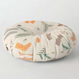 Stay Warm Floor Pillow