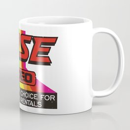 ROSE VIDEO Canada's #1 Choice for Vhs-Dvd Rentals Coffee Mug