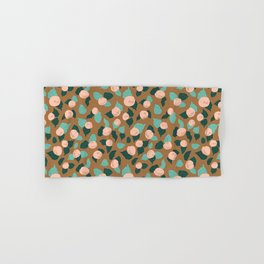 Apricot Rose Orchard delight Hand & Bath Towel