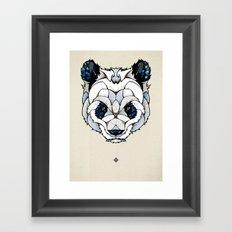 Big Panda Framed Art Print