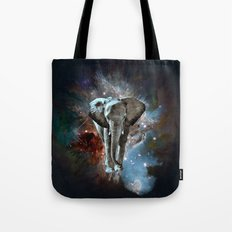 Where do Elephants Come From? Tote Bag