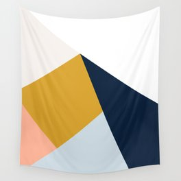 Mid Century Modern Vintage Wall Tapestry