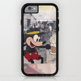 Barrel O' Laughs iPhone Case