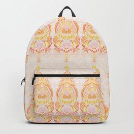 Boho Sunset Doodle Backpack