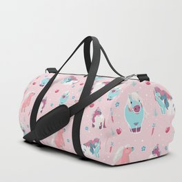 Pretty Ponies Duffle Bag