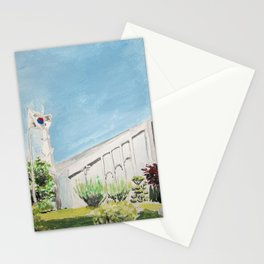 Seoul South Korea LDS Temple Stationery Cards
