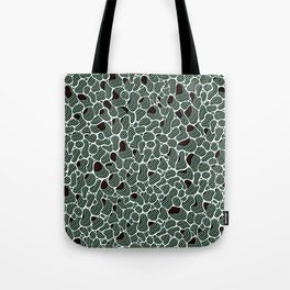 Organic Extrusion Colorway 2 Tote Bag