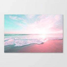 Ocean Love Canvas Print