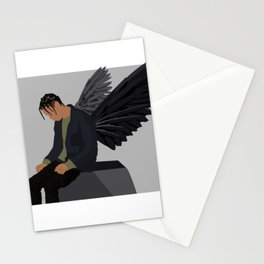 Travis in the Trap Stationery Cards