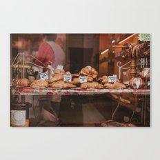 Croissant? Canvas Print