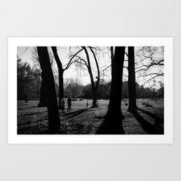 NYC Lately 36 Art Print