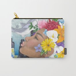 Beauty in Abstract-Realism Carry-All Pouch
