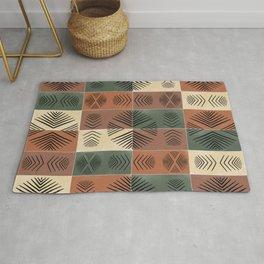 Mudcloth Tiles 03 #society6 #pattern Rug