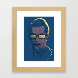 Gordon Framed Art Print