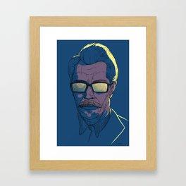 Gordon Framed Art Print