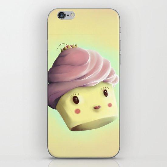 Princess Cupcake iPhone & iPod Skin