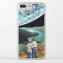 Mercury Afar Clear iPhone Case