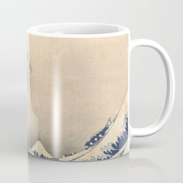 Under the Wave off Kanagawa Coffee Mug