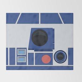 R2-D2 Throw Blanket