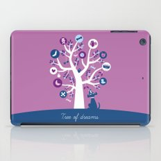 Tree of dreams iPad Case