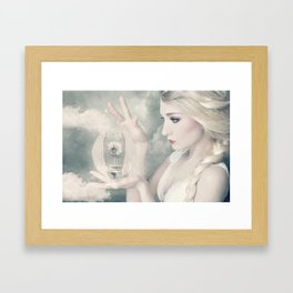Capture Time Framed Art Print
