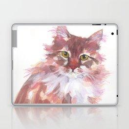 Ginger Peach Laptop & iPad Skin