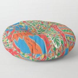 Shiva - Parvati Floor Pillow