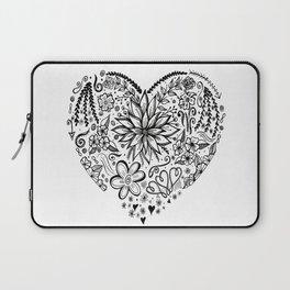 Heart allusion Laptop Sleeve