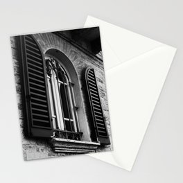 Open the windows Stationery Cards