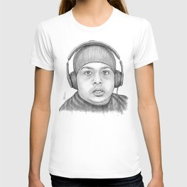 Dashiexp Portrait T-shirt