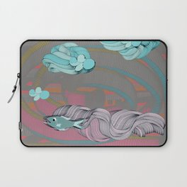 The eternal quest for happiness Laptop Sleeve