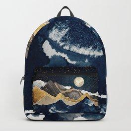 Midnight Winter Backpack