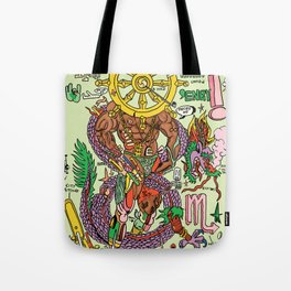Magic 8 Tote Bag