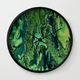 Forest of Souls Wall Clock