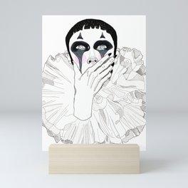 Clown Mini Art Print