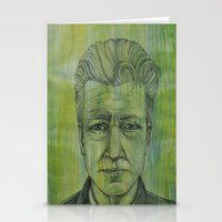 lynch Stationery Cards featuring Lynch by musentango87
