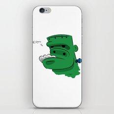 Frankenderp iPhone Skin