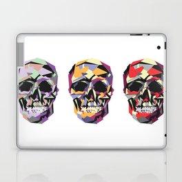 3 Skulls Laptop & iPad Skin