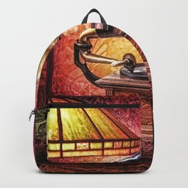 As Time Goes By Backpack