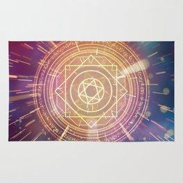 Strange Magic Mandala 1 Rug