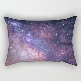 Into Space Rectangular Pillow