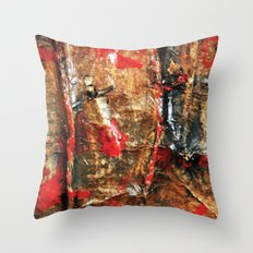 Sabotage Throw Pillow