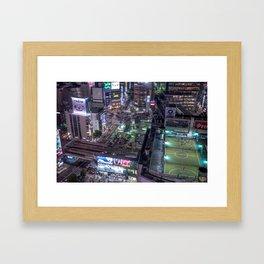 A School for Ants Framed Art Print