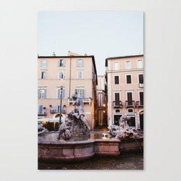 R O M E | Italy Canvas Print