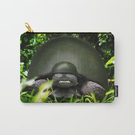 Slow Commando - Army Turtle Carry-All Pouch