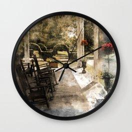 Lemonade Days Wall Clock