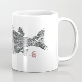 striped bass Coffee Mug