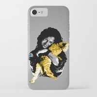 ripley iPhone & iPod Cases featuring Officer Ripley by mirodeniro